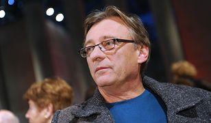 Pisarz Janusz Rudnicki