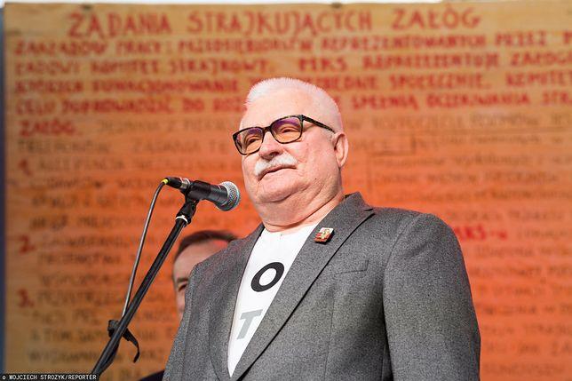 Lech Wałęsa dodał zaskakujący wpis w mediach społecznościowych