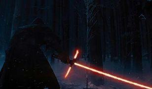 kadr z filmu ''Gwiezdne wojny: Przebudzenie Mocy''