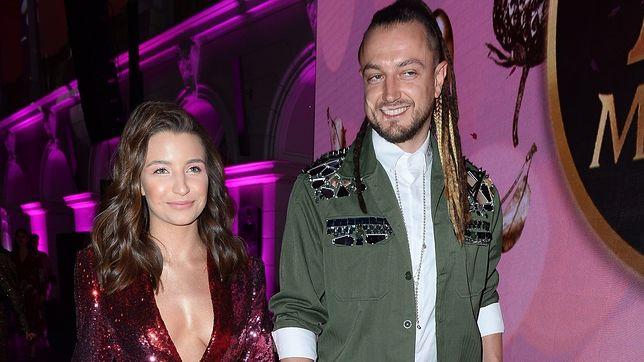 Julia Wieniawa i Baron mają kryzys? Para odniosła się do plotek na temat Patricii Kazadi