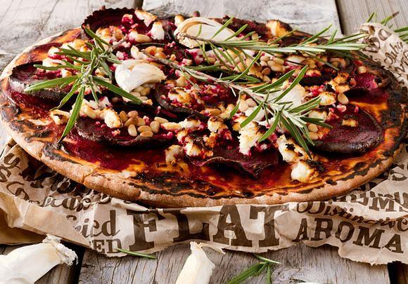 Makaron, zapiekanki, pizza