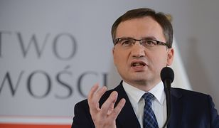 Zbigniew Ziobro broni nowych sędziów KRS