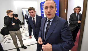 Grzegorz Schetyna jest przekonany o wygranej Platformy