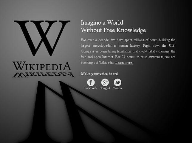 Znamy metodę na czytanie zablokowanej dziś Wikipedii