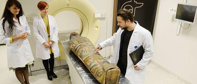 Mumia mężczyzny z Muzeum Narodowego w Warszawie okazała się... kobietą