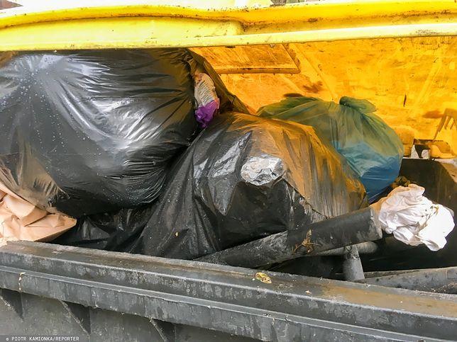 Warszawa tonie w śmieciach. Ogromny problem dwóch dzielnic