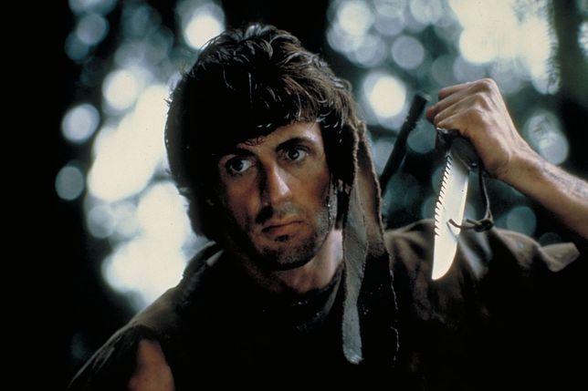 """""""Rambo: Pierwsza krew"""": zobacz kultowy film na WP Pilot [WIDEO]"""