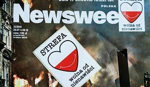 """Sąd nakazał """"Newsweekowi"""" publikację sprostowania. Pisali o polskich obozach"""