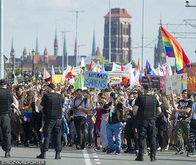 Trójmiejski Marsz Równości. Będą kontrmanifestacje