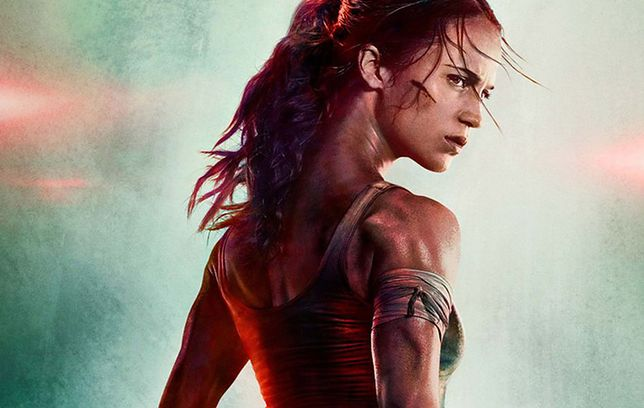 """""""Tomb Rider"""" już na DVD i Blu-ray"""