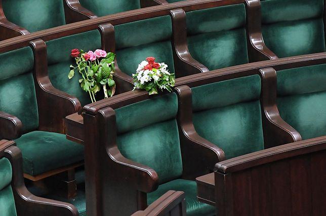 Następca Jolanty Szczypińskiej w Sejmie. Sprawa nie jest jednoznaczna