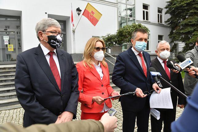 """Łódź. Radni opuszczają klub SLD. """"Nie przedstawili wcześniej swoich pretensji"""""""