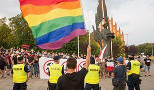 Manifestacja Solidarni z Margot, Szczecin, 10.08.2020