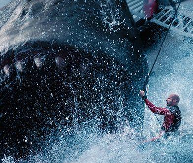 """""""The Meg"""" - Pięć słów: Jason Statham kontra wielki rekin [RECENZJA BLU-RAY]"""