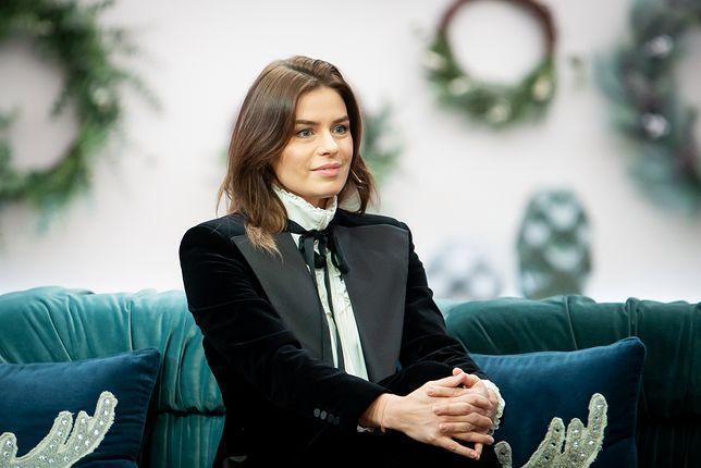 Natasza Urbańska pokazała zdjęcie sprzed lat