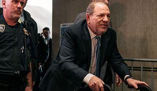 Harvey Weinstein został skazany na 23 lata więzienia