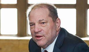 Harvey Weinstein oskarżony o zgwałcenie 17-latki