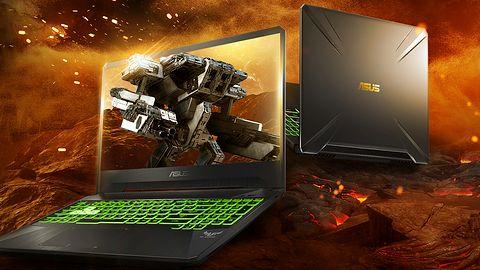 Asus TUF Gaming FX705DY i FX505DY AMD Edition – Ryzen, Radeon i FreeSync w laptopie