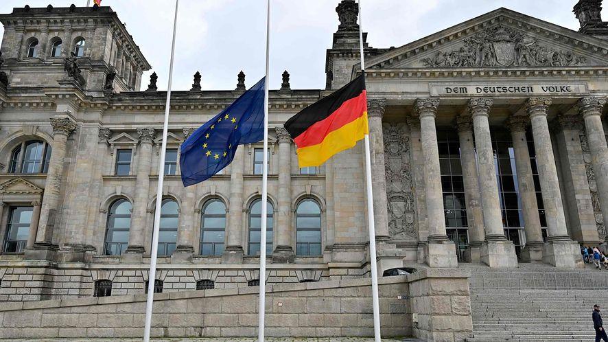 Rząd Niemiec zaniedbał sprawę aktualizacji /Źródło: JOHN MACDOUGALL/AFP/East News