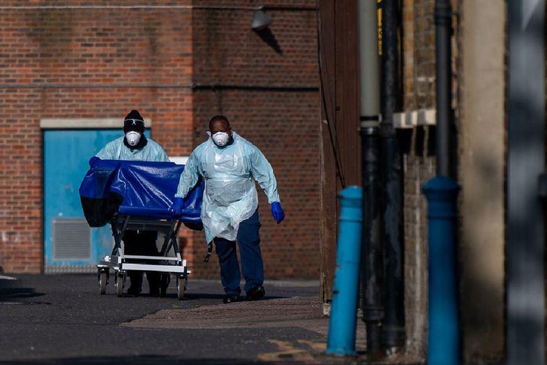 Wyciekł tajny raport nt. koronawirusa. BBC ujawnia jego treść