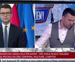 """Protest """"Media bez wyboru"""" oczami TVP. Jak tam komentowano akcję?"""