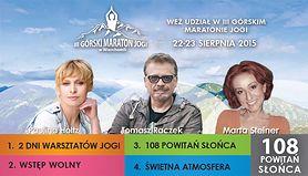 III Górski Maraton Jogi w Wierchomli - musisz tam być