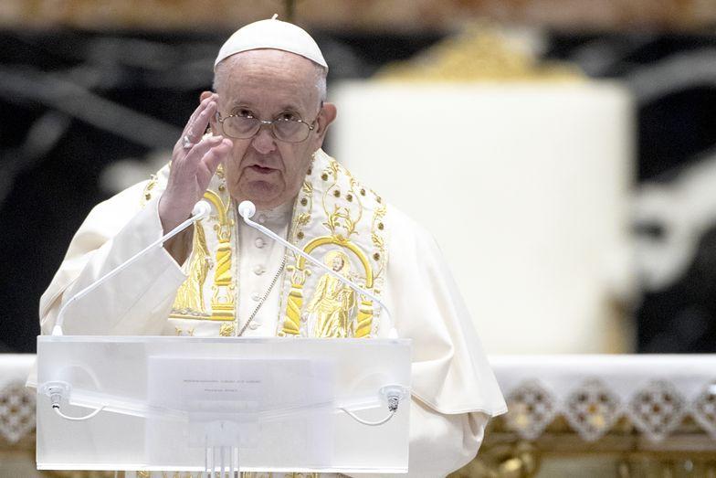 """Na te słowa czekał świat. Papież Franciszek powiedział wprost. """"Wykorzenić!"""""""
