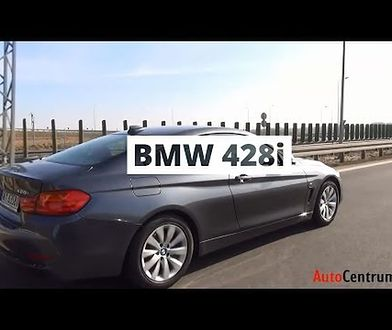 BMW 428i xDrive 2.0 245 KM, 2013 - test AutoCentrum.pl #047