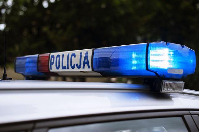 Potężne zderzenie na Podlasiu. Kobieta z dziećmi w szpitalu
