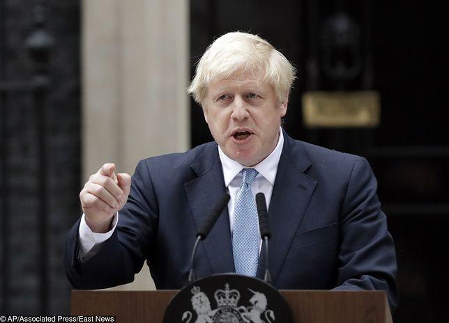 Boris Johnson nie chce opóźniać brexitu. Możliwe przedterminowe wybory