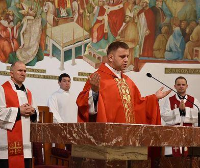 Koronawirus uderzył w parafię pw. Świętego Stanisława Biskupa i Męczennika w Lublinie. Msze odprawia ksiądz Emil - ozdrowieniec, który wygrał z wirusem