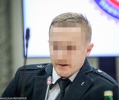 Wojciech Janik uważa, że z sejfu w CBA wykradziono mu taśmę z nagraniem polityka PiS