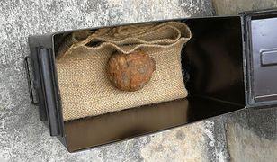 Hongkong - niewybuch z I wojny światowej pośród ziemniaków z Francji.