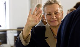Prof. Monika Płatek.