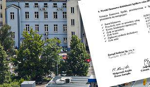 """Budynek przy ul. Srebrnej 16 w Warszawie należy do spółki """"Srebrna"""""""