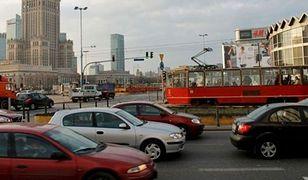 Rondo Dmowskiego. Kolejne przejścia dla pieszych w centrum