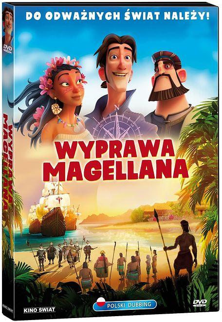 """Ta wyprawa zmieniła wszystko. """"Wyprawa Magellana"""" już na DVD"""