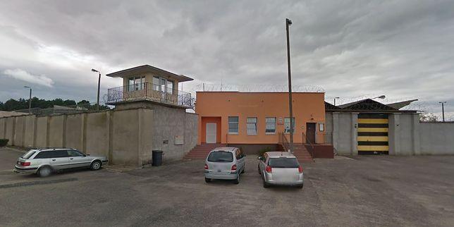 Do bójki współwięźniów doszło w Zakładzie Karnym w Wierzchowie