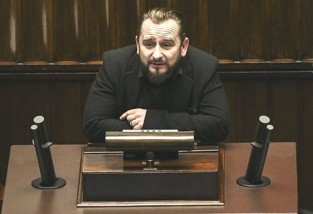 Koledzy z klubu Kukiz'15 mają spotkać się sądzie. Czego domaga się Piotr Liroy-Marzec?