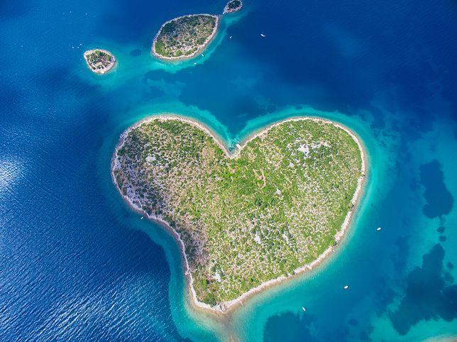 Chorwacja to ponad 1200 wysp o przeróżnych kształtach