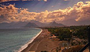 Nadmorski kurort Antalya