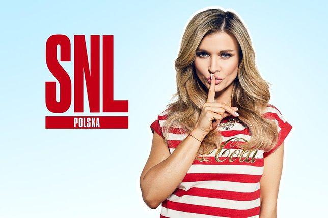 Joanna Krupa pierwszą w historii SNL Polska prowadzącą odcinka. Co się wydarzy?