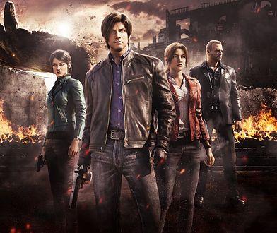 """""""Resident Evil: Wieczny mrok"""" Netfliksa to mało akcji, a dużo gadania. Tylko dla zatwardziałych fanów!"""