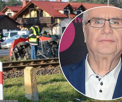 """Janusz Dzięcioł z """"Big Brothera"""" zginął w wypadku. Wreszcie zakończono śledztwo"""