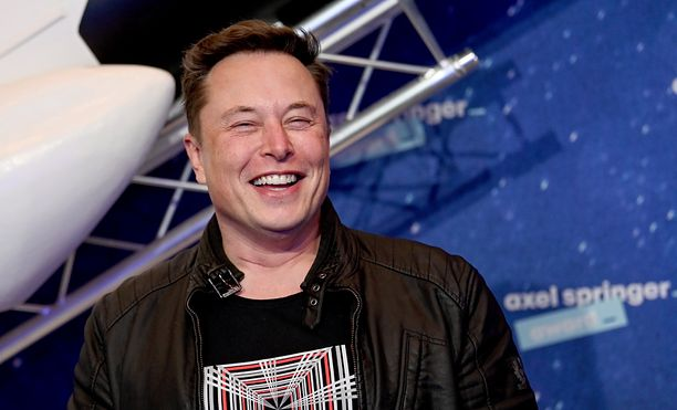 Elon Musk chwali Cyberpunka 2077.  (Photo by Britta Pedersen-Pool/Getty Images)