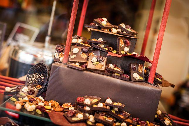 Belgijska czekolada święci tryumfy w całej Europie
