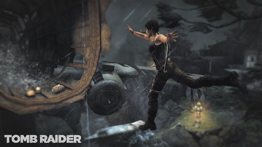 Nie liczcie na singlowe dodatki do Tomb Raidera