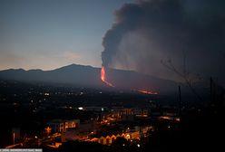 Hiszpania. Cumbre Vieja wszedł w najbardziej eksplozywną fazę