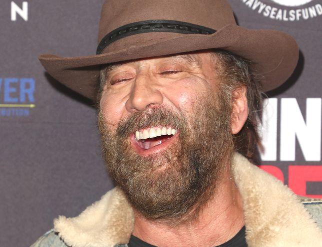 Nicolas Cage wraca na konia