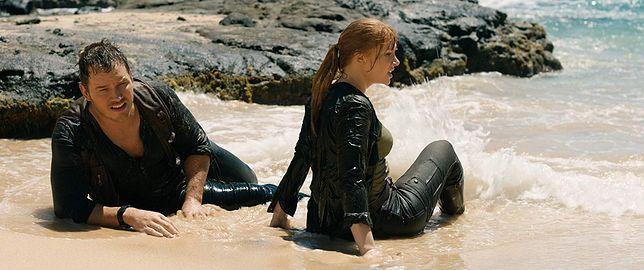 """Chris Pratt i Bryce Dallas Howard powrócą w trzeciej części """"Jurassic World"""""""